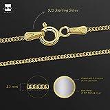 Zoom IMG-2 amberta gioielli collanina catenina argento