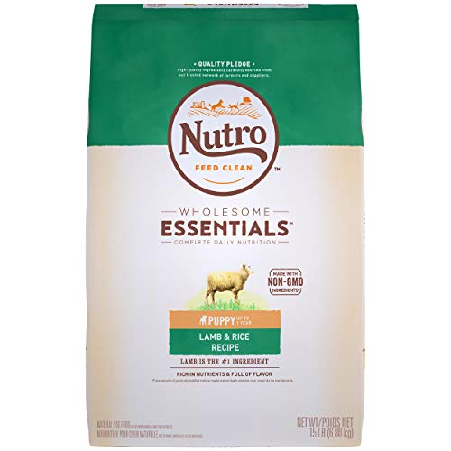 NUTRO WHOLESOME ESSENTIALS Natural Dry Dog...