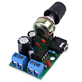1 pz * LM386 Super Mini Amplificatore Board 3 V-12 V Amplificatore di Potenza