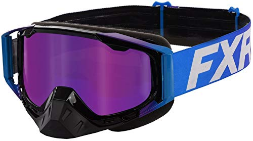 FXR Core Snow Goggle - Haze (Purple Lens)