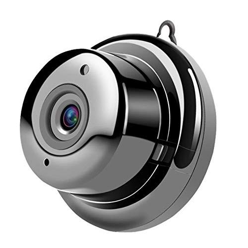 Überwachungskamera, WLAN Mini Kamera,Videokamera Nanny Camcorder mit 2-Wege-Audio Automatischer Alarm Geeignet für Drinnen und Draußen