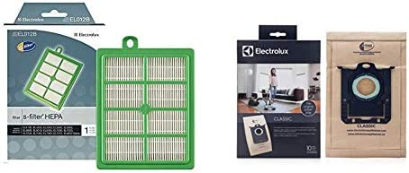 Electrolux S-filter HEPA Vacuum Filter, Green