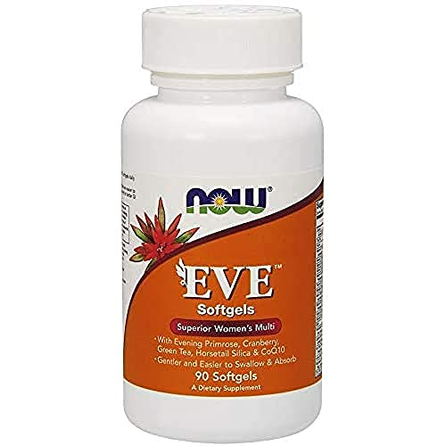 Now Foods Eve Women's Multiple Vitamin - 90 softgels, 0.23 kg