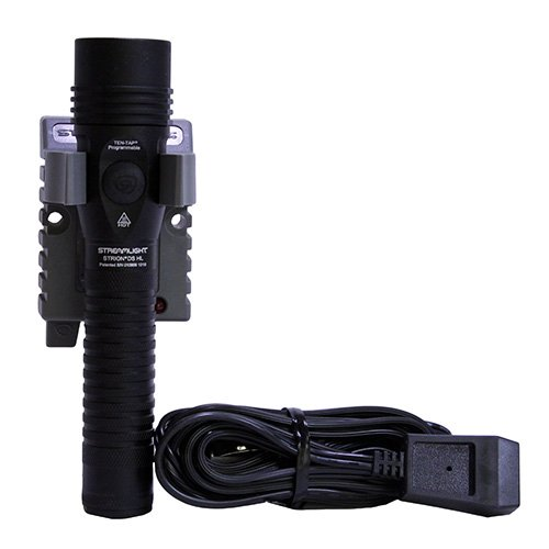 Streamlight 74614 Strion DS HL Rechargeable Flashlight with 12-Volt DC Charger