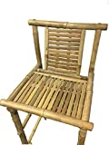 Master Garden Products THB-30 Bamboo Tiki Bar Stool