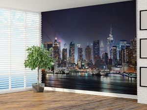 WALL MURAL PHOTO WALLPAPER XXL City Skyline Empire State New York 2318WS