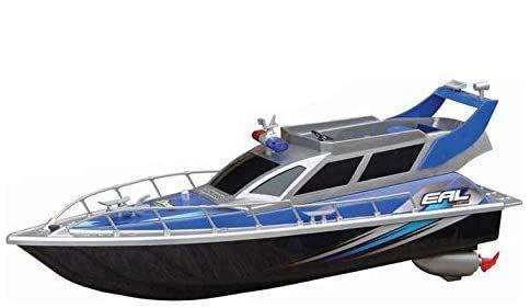 Unbekannt RC Polizeiboot Renegade 2RM ferngesteuertes Polizeischiff Schiff Boot