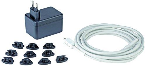 EDEN 57337 415 Bodenheizkabel 20 W / 12 V - Bodenheizer zur einfachen Anbringung unter dem Aquarium, Terrarium, Paludarium zur Erwärmung, Strömungserzeugung und Nährstoffversorgung von Pflanzen