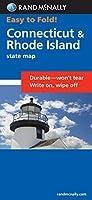 Rand McNally Connecticut Rhode Island: Easy Finder (Easyfinder Maps)