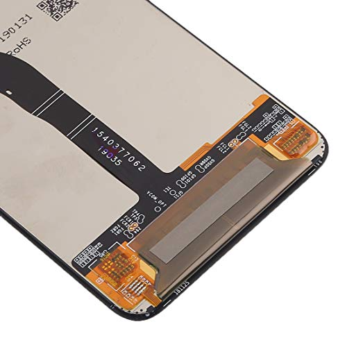 ZZjingli Reperatur-Teile LCD-Bildschirm und Digitizer Full Assembly for Huawei Nova 4 / Honor View 20 (Honor V20) (Schwarz) (Farbe : Black) - 4