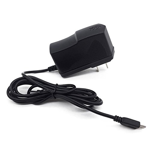 Extra Long 5 Ft AC Adapter 2A Rapid Charger Compatible Visual Land Prestige Elite 9QL 9 Inch Tablet