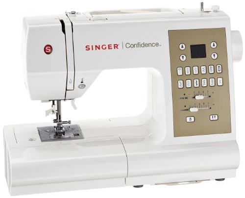 Singer Computernähmaschine Confidence 7469