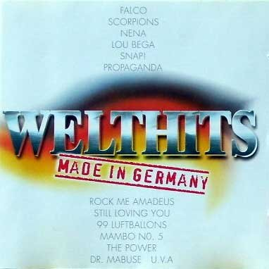 Made In Germany (2xCD, 40 Hits)