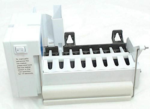 ReplacementParts CK241709 - 241709804 Refrigerator Ice maker (8 Cube) old # PN 241709804
