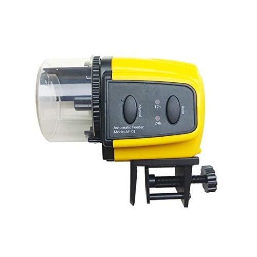 Durable LCD Smart Aquarium Feeder Timing Aquarium Voedingautomaat voor vis en garnalen Water Bio Home Nieuwe voederautomaat gereedschap