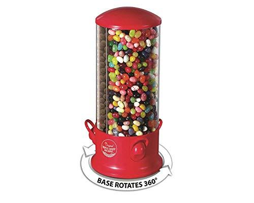 Handy Gourmet JB6662 Cand Candy Dispenser, 5.75 x 12.00 x 5.75, Red