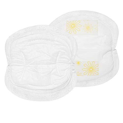 Medela Nursing Pads, Disposable Breast Pad, Pack of 60