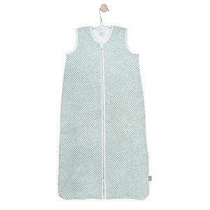 Jollein 048-529-65345 – Saco De Dormir Para Bebé Verano Hidrofílico 110Cm Jersey Color Serpiente Verde Suave