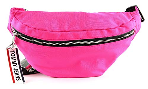 Tommy Hilfiger Accessories Tj Logo Tape Bumbag One Size Pink Glo