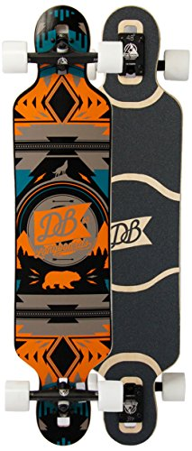 DB Longboards Longboard Completel Urban Native 40, 1201000076