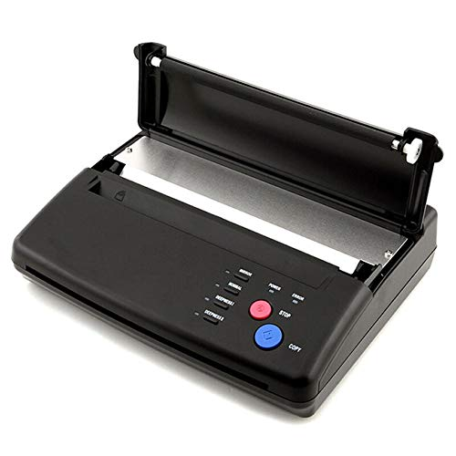 Tattoo Thermotransfer Maschine Thermischen Kopierer Drucker Thermokopierer A4