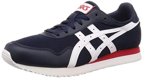 Asics Onitsuka Tiger California 78 Ex, Zapatillas de Running Unisex Adulto, Multicolor Midnight White 400, 41.5 EU