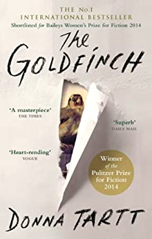 The Goldfinch by [Donna Tartt]