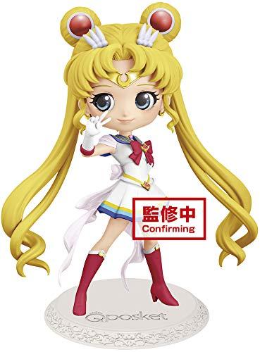 劇場版 美少女戦士セーラームーンEternal Q posket SUPER SAILOR MOON 通常カラー