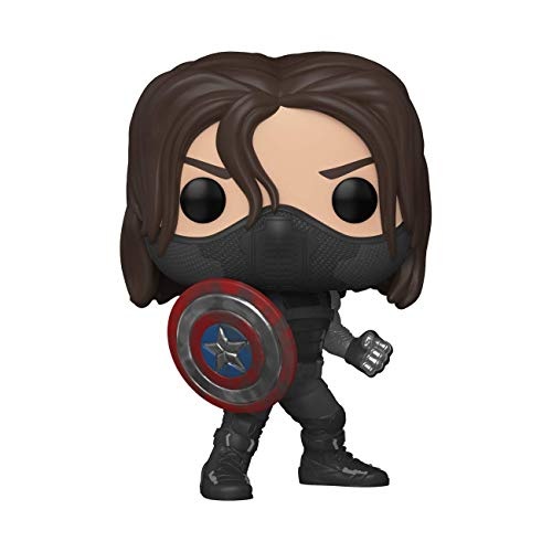 Funko POP Marvel: Year Of The Shield - Winter Soldier, 55479