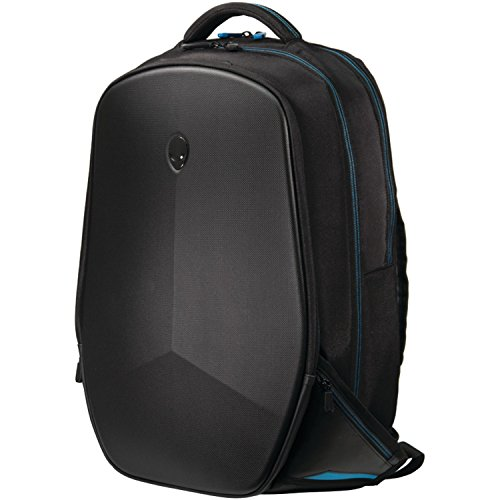"Alienware 17"" Vindicator 2.0 Gaming Laptop Backpack, Black (AWV17BP-2.0)"