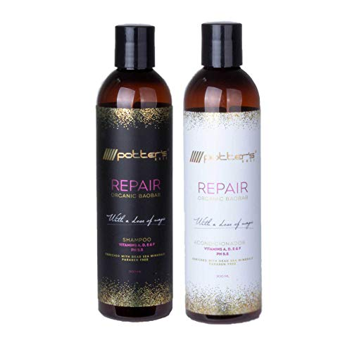 Shampoos Profesionales Shampoo marca Potter's