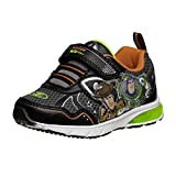 Josmo Boy's Toy Story Lightweight Sneakers (Toddler/Little Kid), Size 8 Toddler, Buzz & Woody