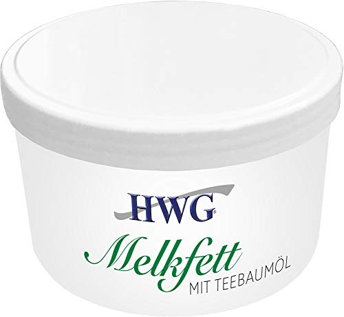 HWG Melkfett mit Teebaumöl - 250 ml