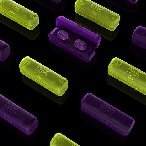オンキヨー完全ワイヤレスイヤホンBluetooth対応/左右分離型/マイク付きパープルIE-FBK(V)小