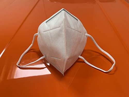 Adultos General KN95 N95 PM2.5 Transpirable elástico Boca Suave protección Exterior Healt Anti FFP2 Dust (10 Unidades)