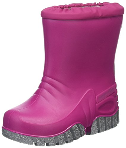 start rite Baby Mudbuster, Bottes de Pluie bébé Fille - Rose (Pink), 26 EU (8.5 UK)