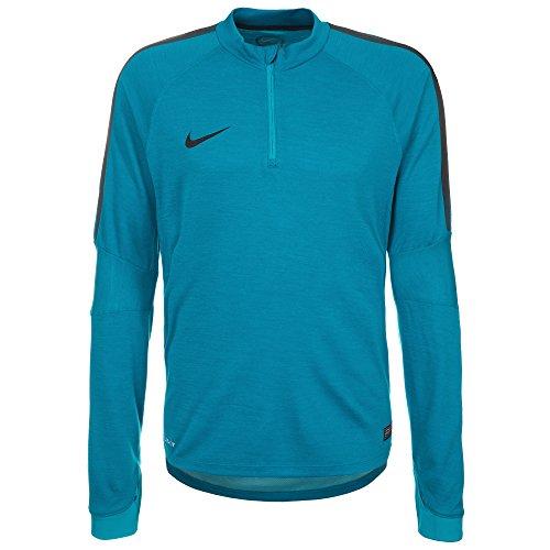 Nike Herren Select Ignite Wool Longsleeve, türkis/schwarz, XL/52-54