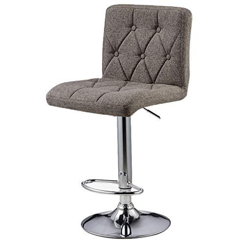 Kantoorstoel Bar Krukken kunnen worden verhoogd en verlaagd eetstoel bureaustoel roterende familie stoel Receptie Stoel