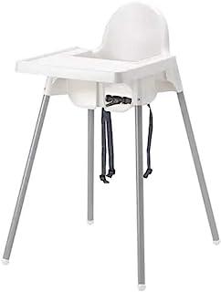 comprar comparacion Ikea Antilop - Trona con bandeja, color blanco