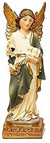 Trofeos Cadenas | Arcángel San Gabriel. Figura Religiosa, en Resina, de 11 cm