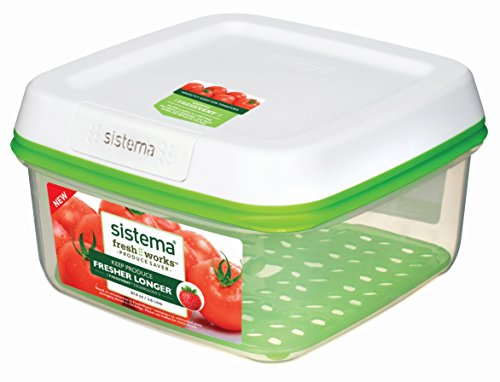 Sistema FreshWorks Large Square Storage Container 2.6 L