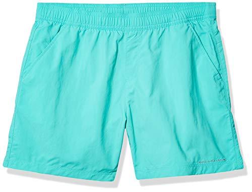 Columbia Pantalones Cortos para niños y bebés, colección Backcast, Niños y bebé, 183905, Delfín, Extra-Large