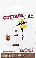 """CottageCutz Dies-Trick Or Treat Ghost 2.6""""X3.2"""""""