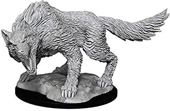 Dungeons and Dragons Nolzur s Marvelous Miniatures  Winter Wolf  90030
