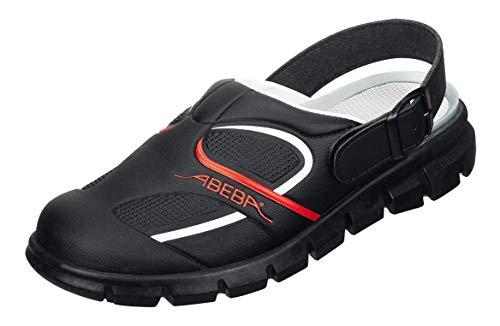 Abeba 7332-35Dynamic Sabot/Clogs Schuhe, mehrfarbig, 7332-43