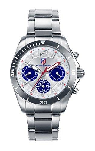Viceroy Herren Chronograph Quarz Uhr mit Edelstahl Armband 432850-05