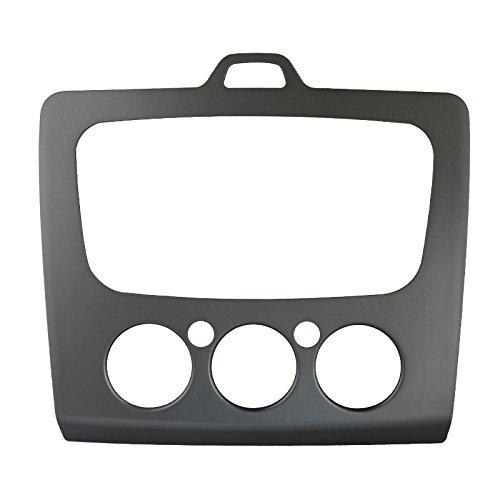 Feeldo Autoradio stéréo DVD Cadre Façade d'autoradio Panneau de tableau de bord