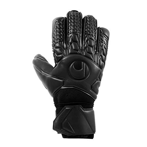 uhlsport Herren Handschuhe Comfort Absolutgrip Handschuhe, Schwarz, 10, 101109301