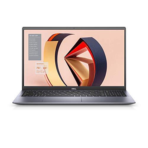 New Dell Inspiron 15 5505 15.6 inch FHD Laptop (River Rock) AMD Ryzen 7 4700U, 16GB DDR4 RAM, 512GB SSD, AMD Radeon RX Vega 10, Windows 10 Home (i7501-7623SLV-PUS), 15-15.99 inches (i5505-A774RVR-PUS)
