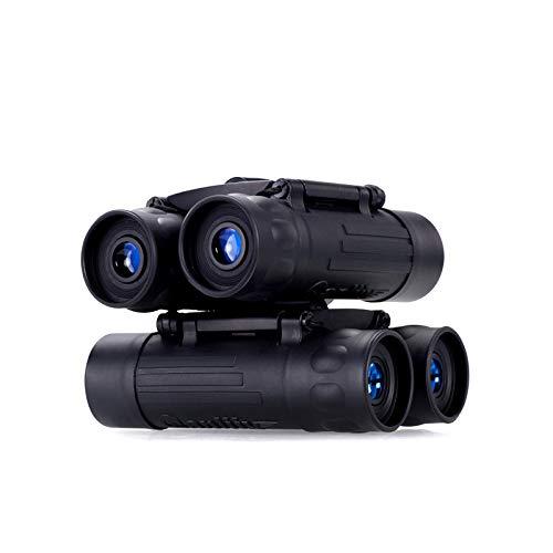 Faplu望遠鏡、QANLIIYはスポーツイベント用の16x25ポケットミニHDナイトビジョン双眼ズーム望遠鏡を防水